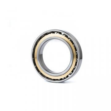 EBC 6307 2RS C3  Single Row Ball Bearings