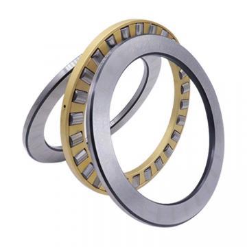 0.25 Inch | 6.35 Millimeter x 0.438 Inch | 11.125 Millimeter x 0.438 Inch | 11.125 Millimeter  IKO BAM47  Needle Non Thrust Roller Bearings