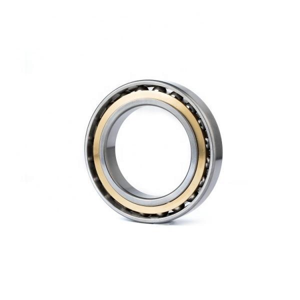 EBC 6307 2RS C3  Single Row Ball Bearings #1 image
