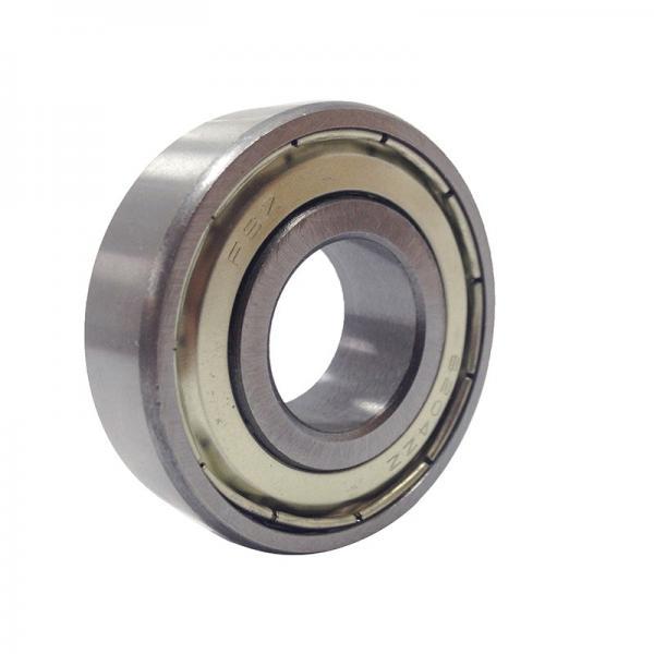 3.543 Inch | 90 Millimeter x 6.299 Inch | 160 Millimeter x 2.063 Inch | 52.4 Millimeter  NACHI 5218ZZ  Angular Contact Ball Bearings #1 image