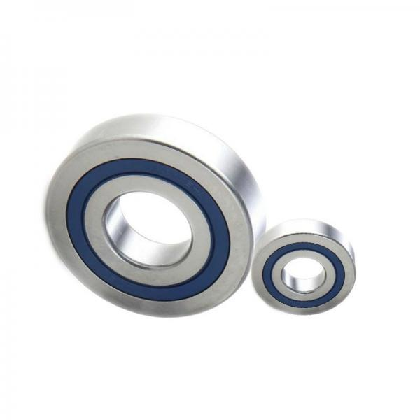 3.543 Inch | 90 Millimeter x 6.299 Inch | 160 Millimeter x 2.063 Inch | 52.4 Millimeter  NACHI 5218ZZ  Angular Contact Ball Bearings #4 image