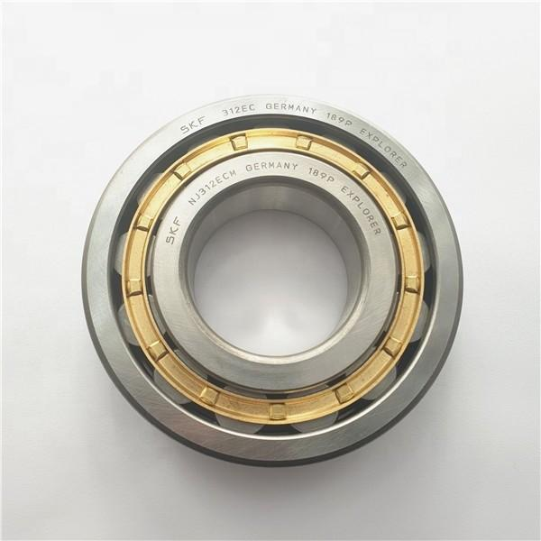 90 mm x 190 mm x 43 mm  SKF N 318 ECP  Cylindrical Roller Bearings #3 image