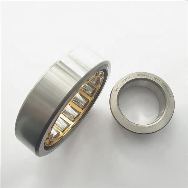90 mm x 190 mm x 43 mm  SKF N 318 ECP  Cylindrical Roller Bearings #1 image
